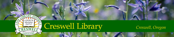 Creswell Library logo