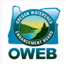 Oregon Watershed enhancement board logo